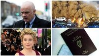 BULLETIN: Former Anglo boss David Drumm pleads not guilty; Irish passport 'one of the most valuable in the world'