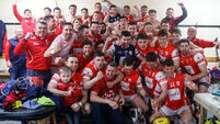 Cuala take place alongside club hurling greats