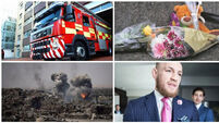 LUNCHTIME BULLETIN: Suspected arson attack in Cork; Arrest in connection with Dublin toddler's death