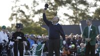 Masters diary: Competitive juices still flowing for Nicklaus and Player