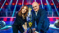 Irish duo win ratings war with battling robots