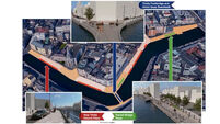 Cork city flood plan 'strikes balance' says design experts