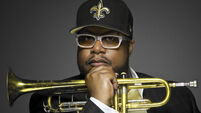 'Jazz doesn't exist': New Orleans trumpeter Nicholas Payton happy to mix it up