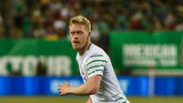 Daryl Horgan forced to play waiting game