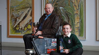 Jack, 15, invents 'tractor safe lock' after grandad's farm accident