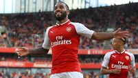 Alexandre Lacazette can emulate Zlatan Ibrahimovic, says Wenger