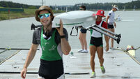 Antonio Maurogiovanni to lead Irish rowing's new era