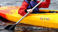 Charity kayaker Ger O'Leary back on circumnavigation course