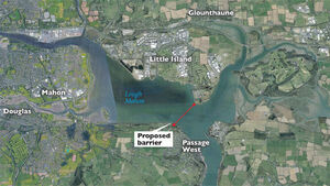 Group backs Cork tidal barrier for €140m
