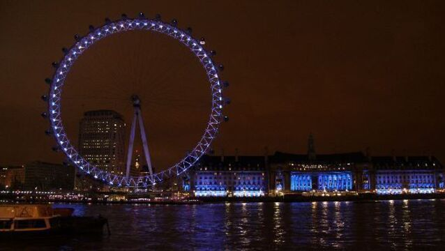 London hit by falling tourism numbers