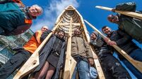Cork Currach project connects migrants to native rivers
