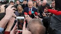 Micheál Martin doesn't rule out SF talks: 'The country comes first'