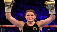 Katie Taylor inspired Natasha Jonas out of retirement