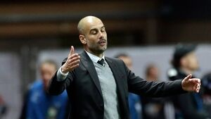 Man City stars: We let Pep Guardiola down