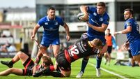 Power-packed Leinster calm anxious Cullen's nerves