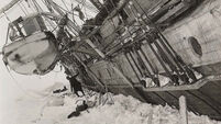Scientists on Antarctic mission to find Ernest Shackleton's ship