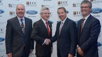WATCH: Ford and UCC announce establishment of Ford Centenary Quercus Scholarship