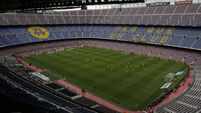 Around Europe: Barca play at empty Camp Nou amid Catalonia referendum chaos