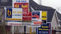 Cost of average home in Dublin now at €440,000