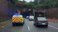 'Carmageddon' concerns after rain forces closure of lane in Jack Lynch Tunnel