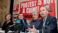 Jobstown protesters launch public campaign