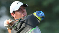 Woeful weather may hand Rory McIlroy U.S. Masters advantage