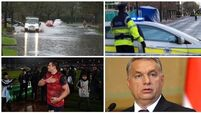 MORNING BULLETIN: Terror link probe in deadly Dundalk spree; Coastal counties on flood alert as yellow warning expanded