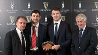 Munster honoured at Rugby Writers awards