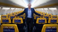 Ryanair shares fall as airline loses ECJ ruling