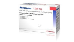 Respreeza costs row threatens patients' health