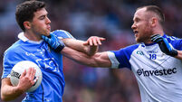 Kelly fires clincher as composed Monaghan stun Dubs