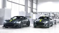 Aston Martin reveal Red Arrows inspired Vanquish S