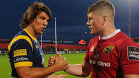 Captain Donncha O'Callaghan relishes honour