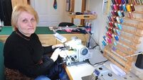 Seamstress living in Direct Provision to show Cork office workers how to avoid fast fashion