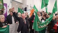 Pat Buckley and Thomas Gould elected in Cork as Sinn Féin surge continues