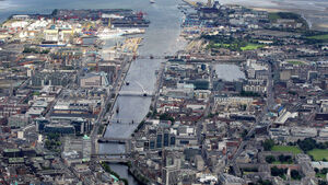 Three people rescued from River Liffey