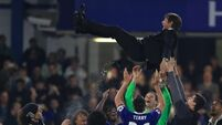 CHRIS HATHERALL: How wily Conte's Blues were head and shoulders ahead of the rest