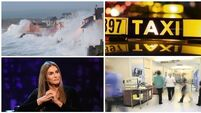 MORNING BULLETIN: 27,000 still without power after Storm Eleanor; Flu epidemic could derail health service