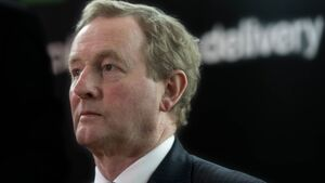 Enda Kenny annoyed at pace of Brexit talks