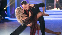 Alannah's rumba not hot enough to melt the judges' hearts in Dancing with the Stars