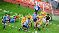 Rock: Donegal defeat a blessing in disguise