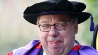 Cowen might have an honorary doctorate, but he has not learned