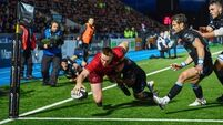 Ill-discipline costs Munster dearly against Glasgow's kicking king Finn Russell