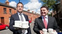Paschal Donohoe the big winner with two portfolios