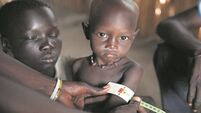 Concern: 1.7m on brink of starvation in South Sudan
