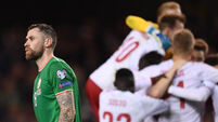 Republic of Ireland v Denmark - FIFA 2018 World Cup Qualifier Play-off 2nd leg