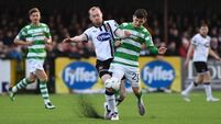 Dundalk and Shamrock Rovers to go again after fiery FAI Cup clash