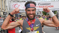 'Jet-lagged' Chris Mocko wins Cork marathon