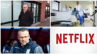 LUNCHTIME BULLETIN: Latest update from Sinn Féin's Barry McElduff resignation; Met Éireann warns snow
