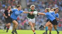 Cora Staunton will return to AFL after Mayo championship duty